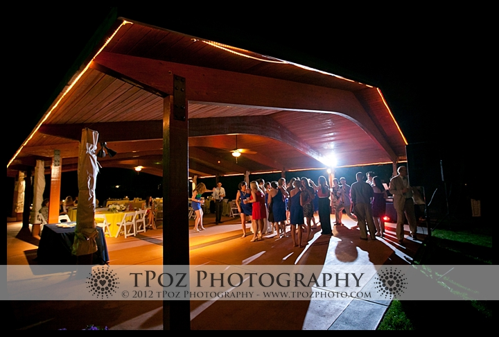 Port Annapolis Marina Wedding Reception