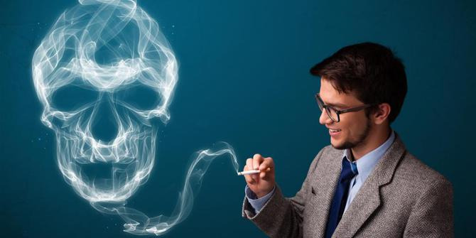 Solusi Makanan Pembersih Paru-paru Bagi Perokok