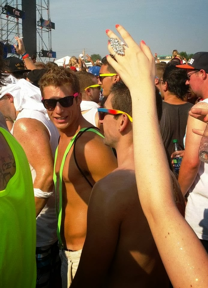 edm music fests awesome outfits veld 2012  year one