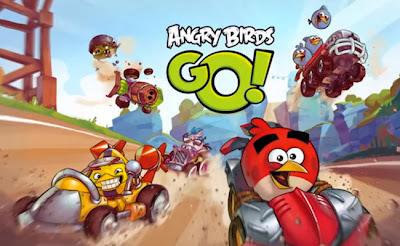 Angry Birds Go! en plataformas móviles
