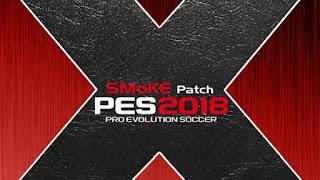 PES 2018 Smoke Patch X13 (AIO 10.1.3)
