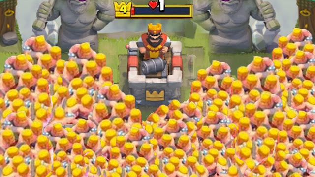 Momentos Engraçados no Clash Royale - Funny Moments