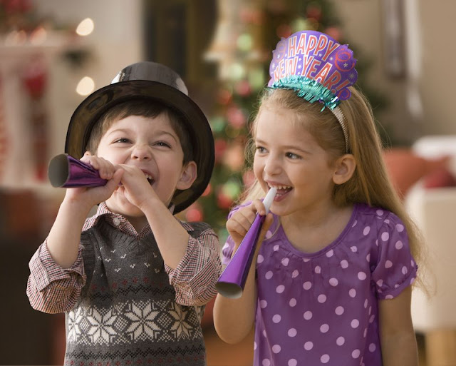 Kid Friendly New Years Eve Ideas