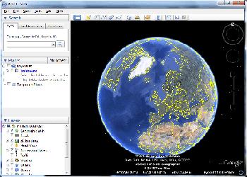 Google Earth 2016