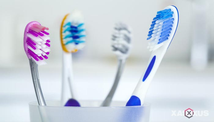 Cara menghilangkan bekas cupang dengan sikat gigi