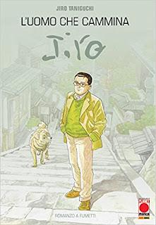 L'Uomo Che Cammina Di Jiro Taniguchi PDF