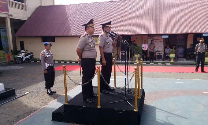 AKBP Dedy Dewantho Resmi Jabat Kapolres Soppeng