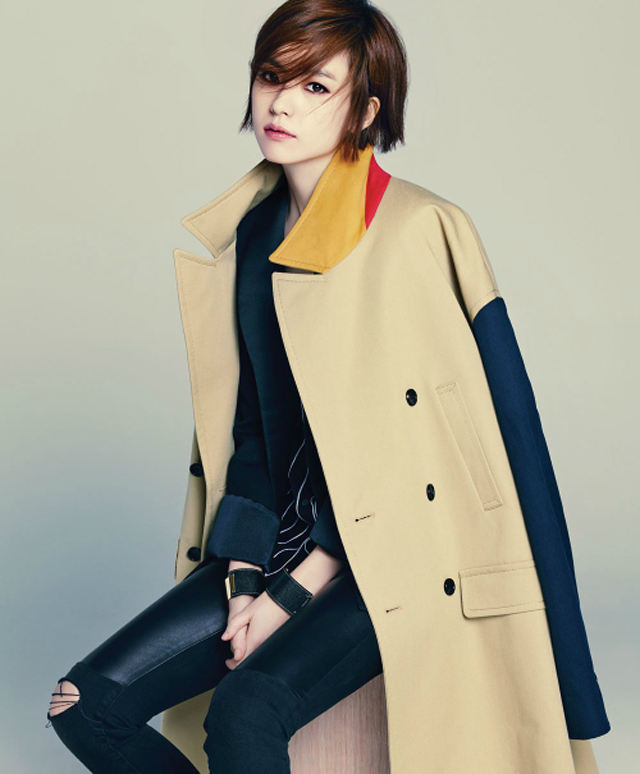 Eye Candy : Han Hyo Joo for InStyle | rolala loves