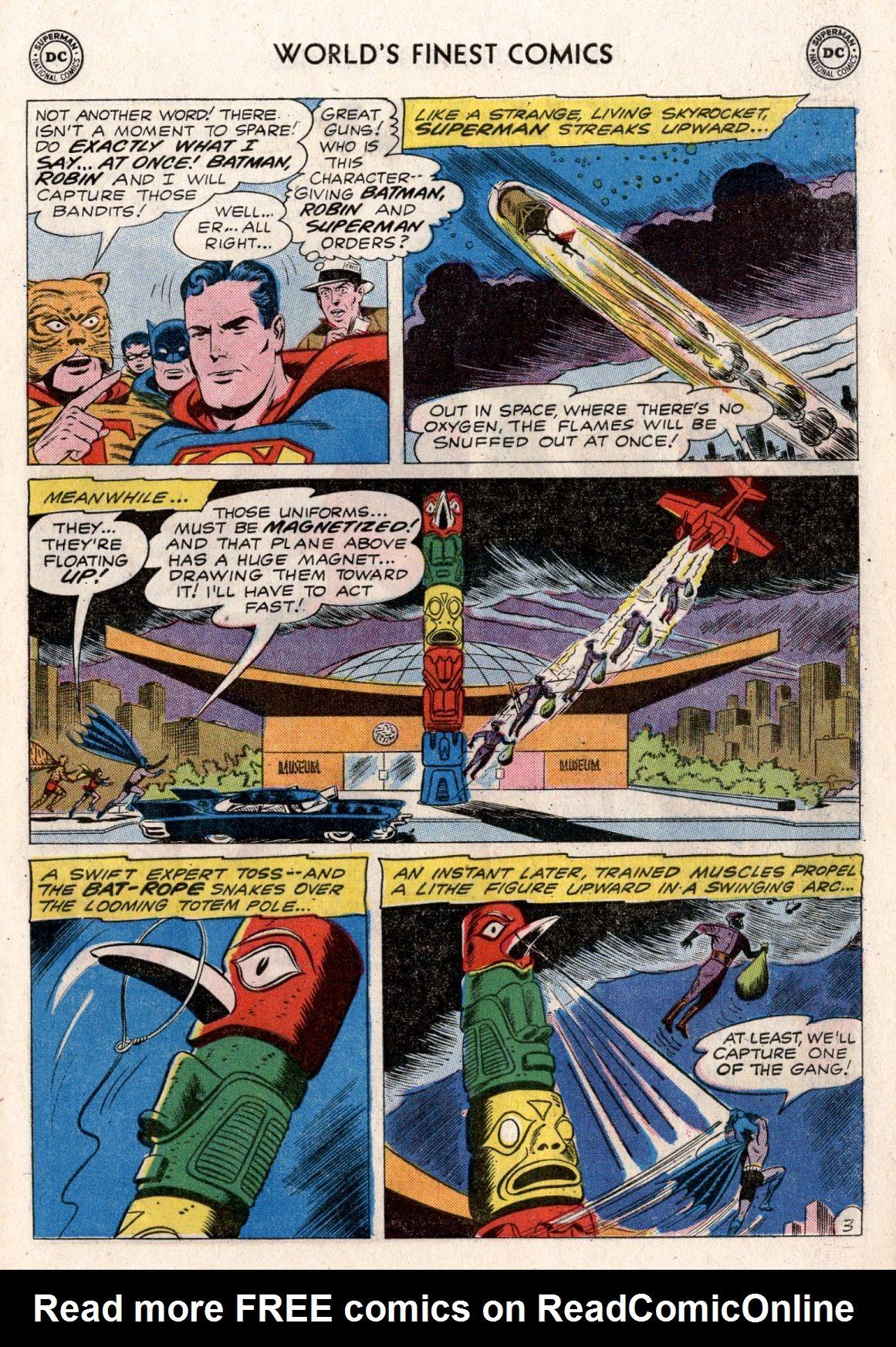 Read online World's Finest Comics comic -  Issue #119 - 5