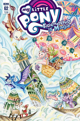 Friendship is Magic #62 Cover B