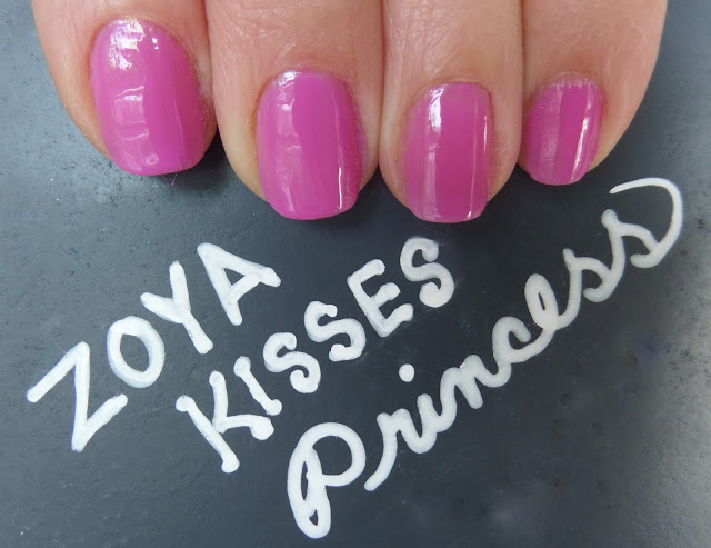 zoya princess swatch
