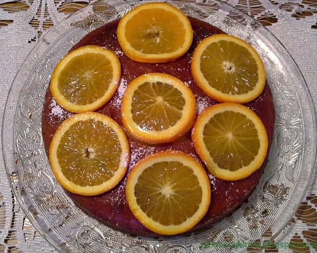 Łatwy sprawdzony przepis na ciasto pomarańczowe