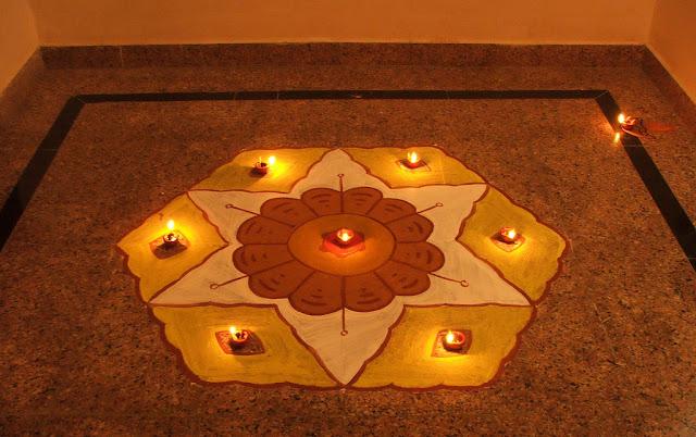 Diwali Rangoli Images 2020