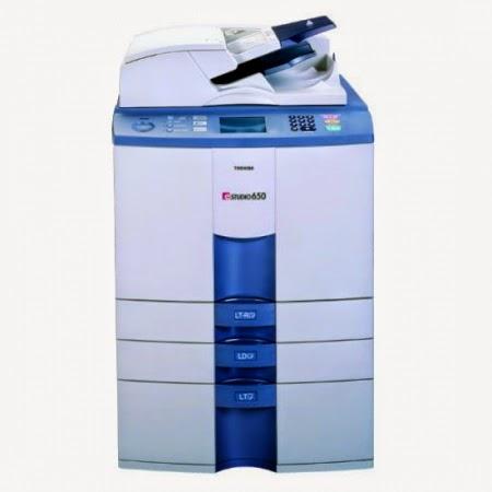 Bán máy photocopy E650