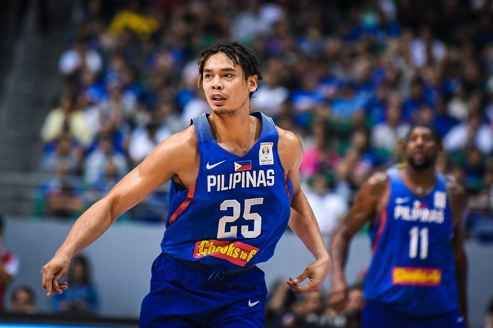 Japeth Aguilar's 16 points lifted Team Pilipinas vs. Qatar