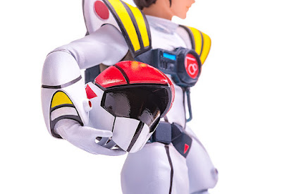 "Figuras: Imágenes de PLAMAX MF-27 Hikaru Ichijyo de ""Macross: Do You Remember Love?"" - Max Factory"