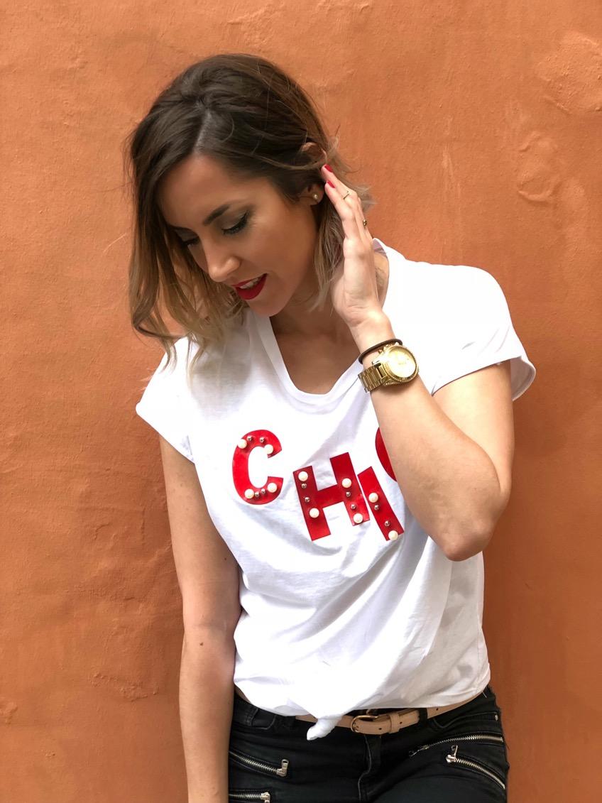 Fitness And Chicness-Vestido Camiseta Chic Vestido y Tacon-8
