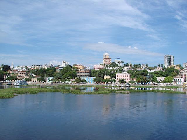 Corumbá é a décima sétima maior cidade do Centro-Oeste