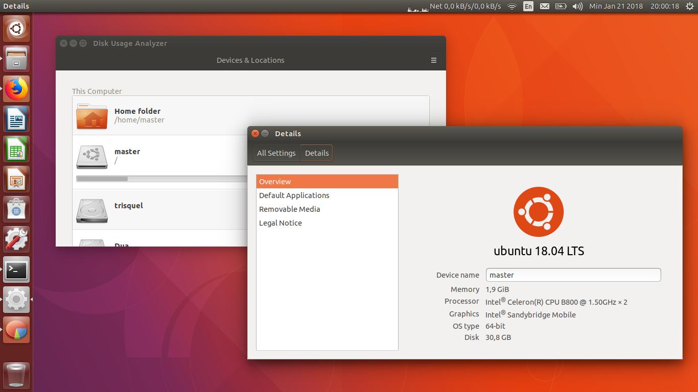 Ubuntu Buzz !: How To Install Ubuntu Unity Remix 18 04