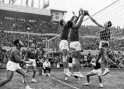 Sejarah Bola Voli