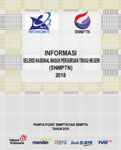 Informasi Persyaratan dan Jadwal SNMPTN 2018