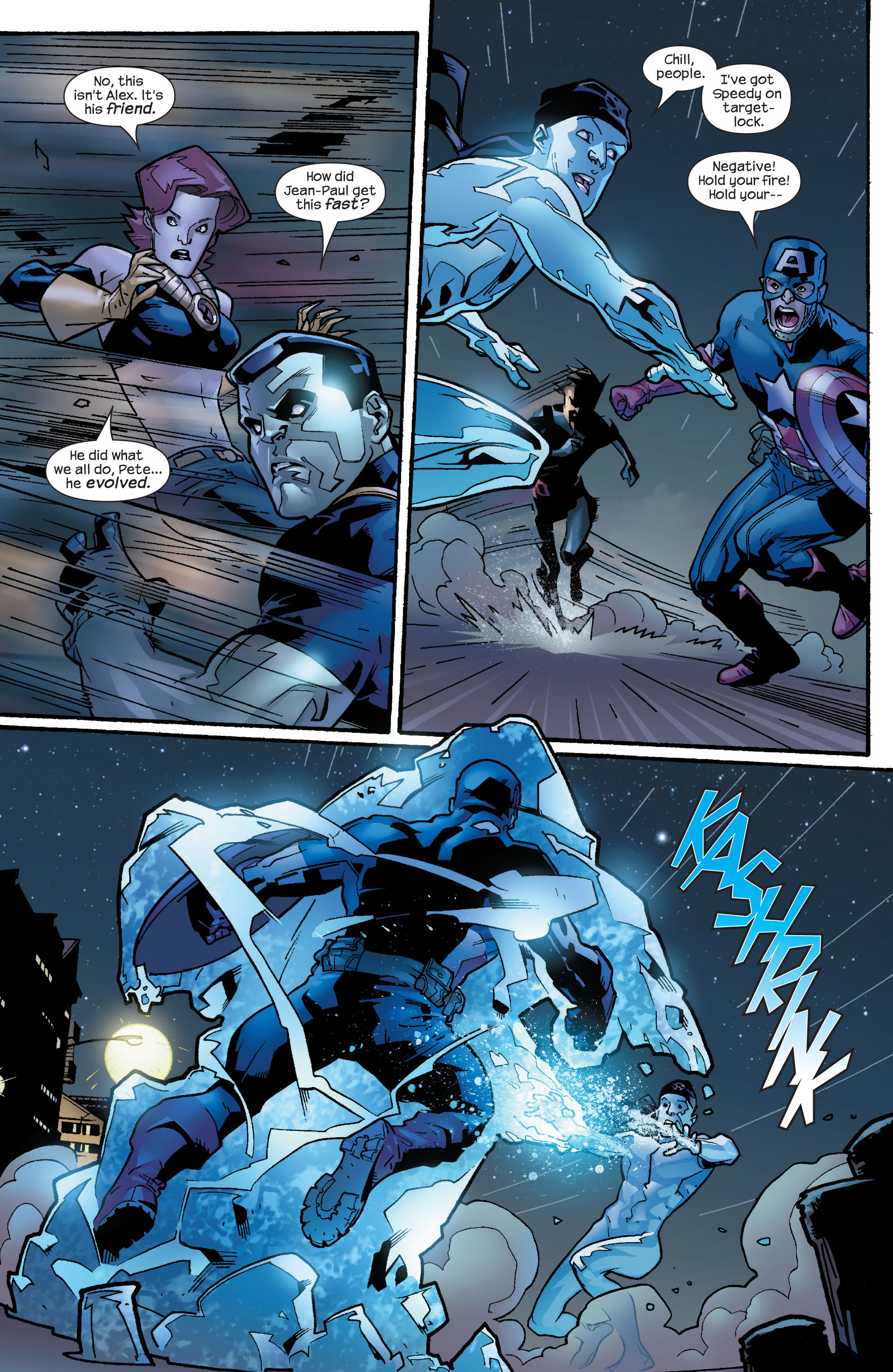 Read online Ultimate X-Men comic -  Issue #64 - 11