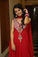 Mahima in super cute Red Sleeveless ~  Exclusive 85.JPG