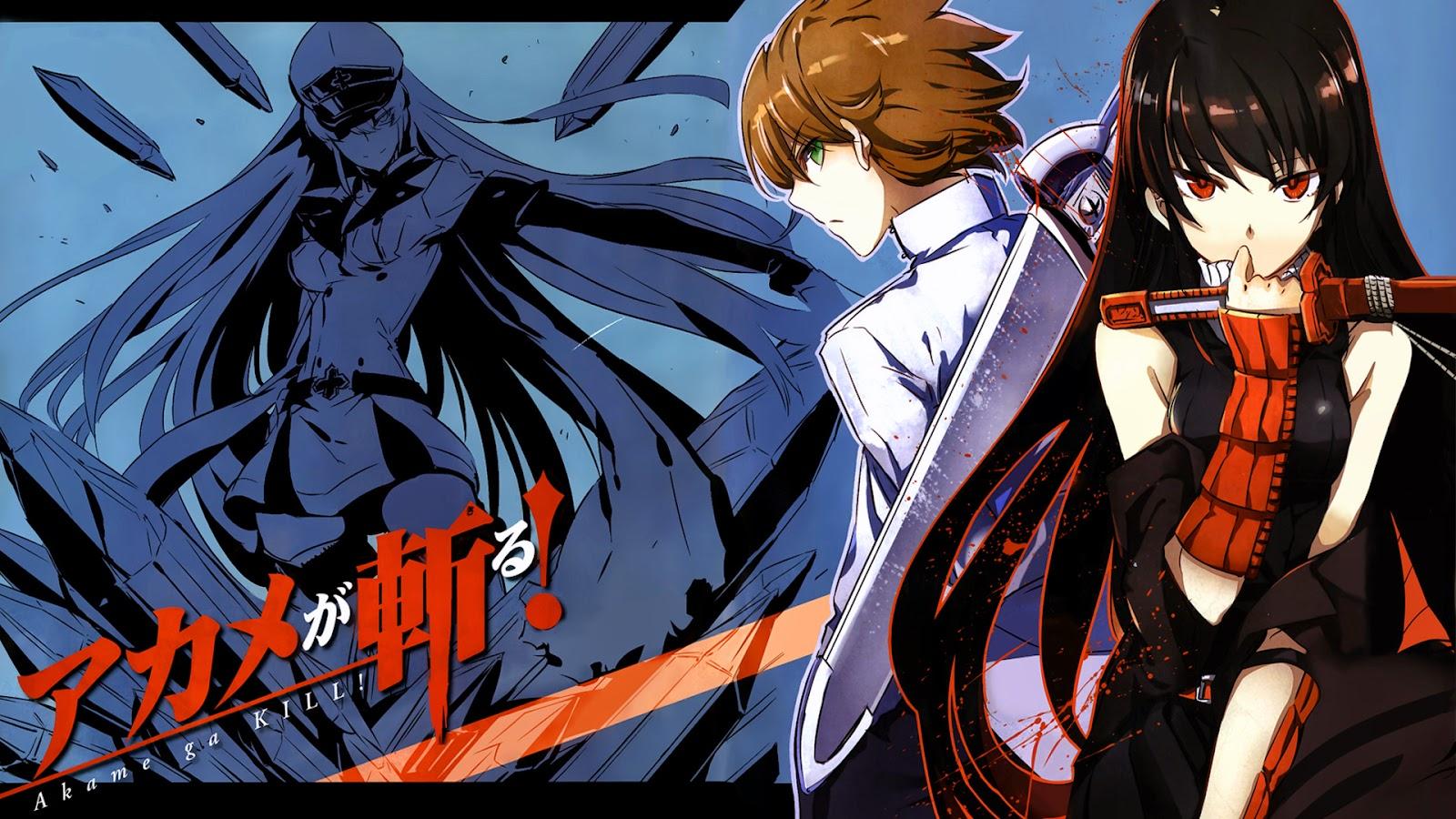 Akame Ga Kill Hd