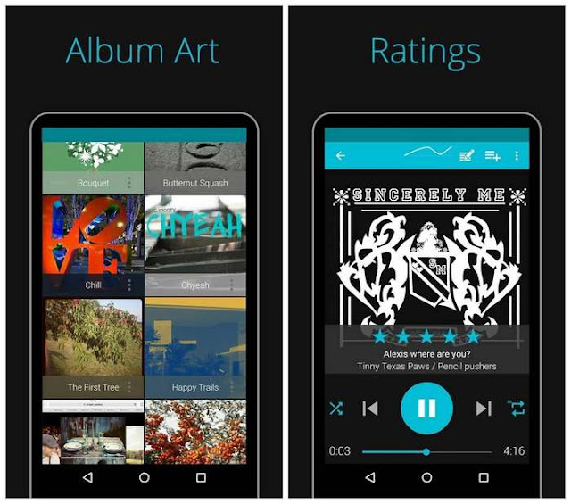 Rocket Music Player Premium Apk Free Downlaod