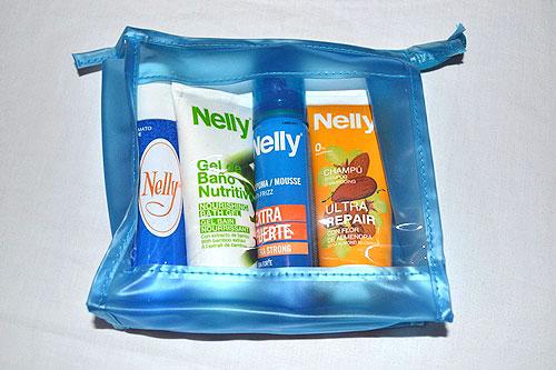 Mega kit viajero de Nelly