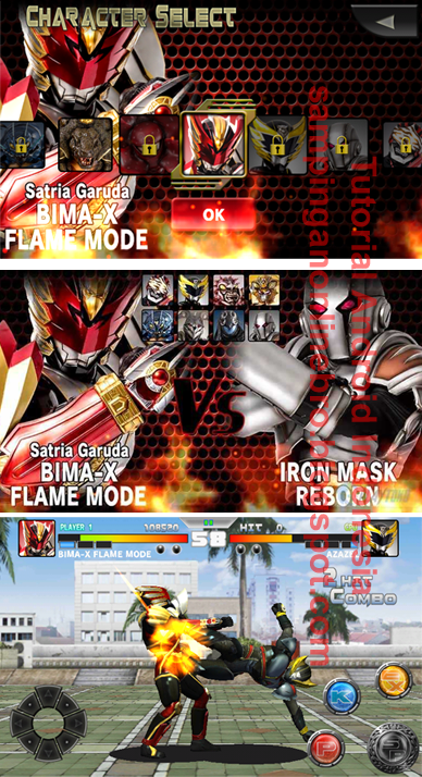 Download Game Bima X Android