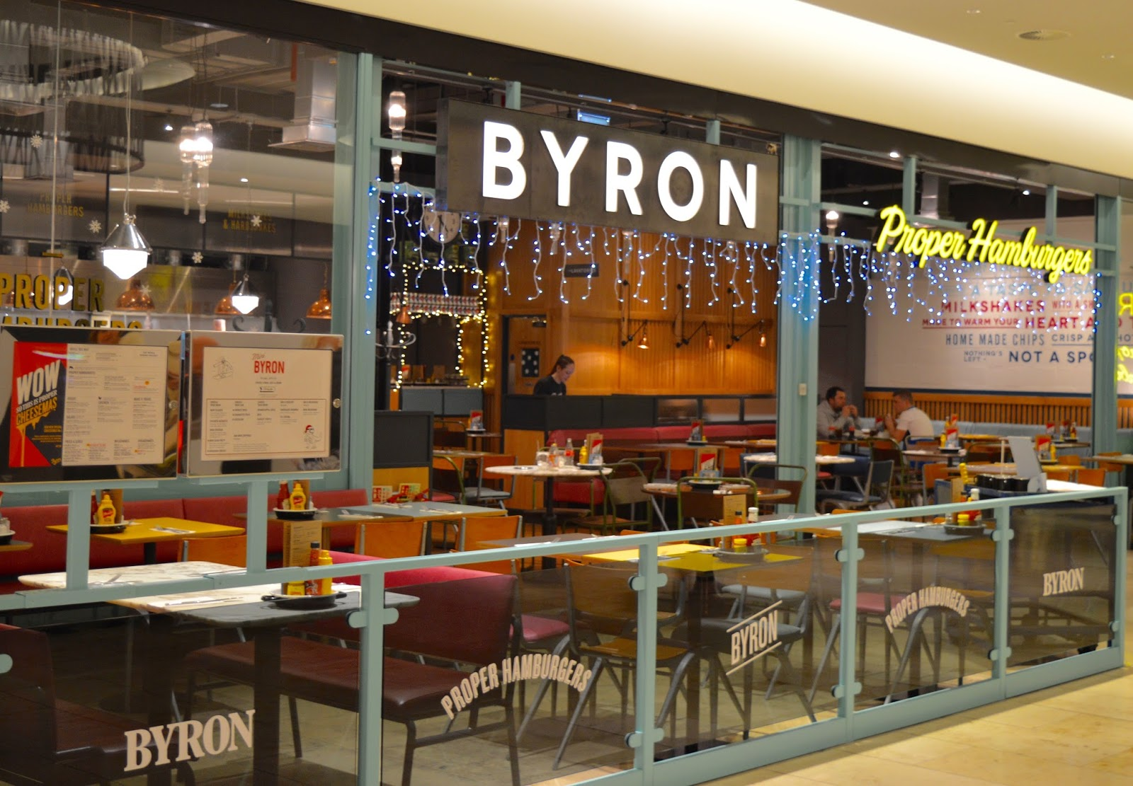 Byron Burgers | A Review of the children's menu at intu Metrocentre - Qube