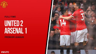 Manchester United vs Arsenal 2-1 Video Gol & Highlights