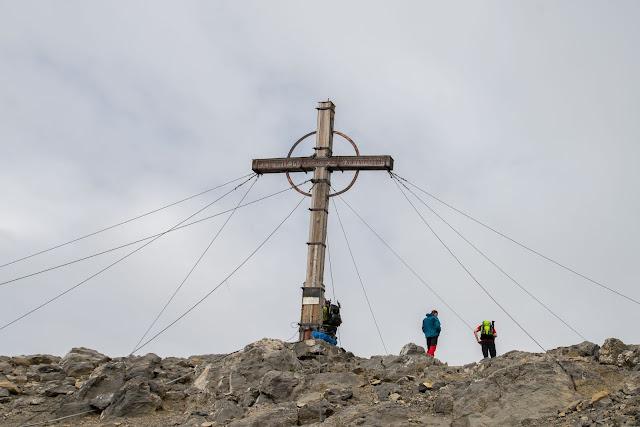 Schesaplana und Totalphütte  Bergtour im Brandertal 08