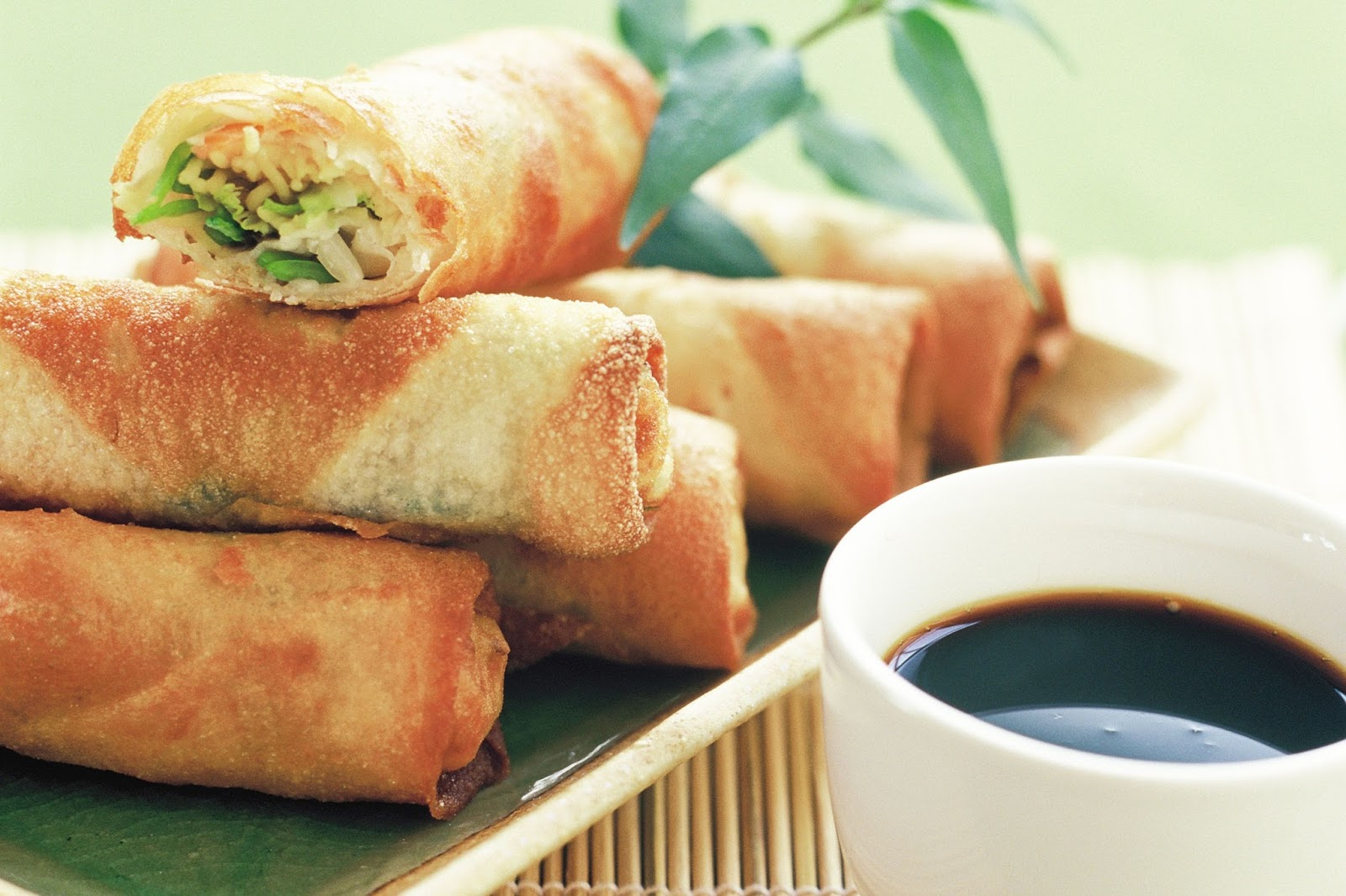 marketing and spring rolls Tip: rolls may be made up to 8 hours ahead place in single layer on plastic wrap-lined pan, cover with plastic wrap refrigerate until needed.