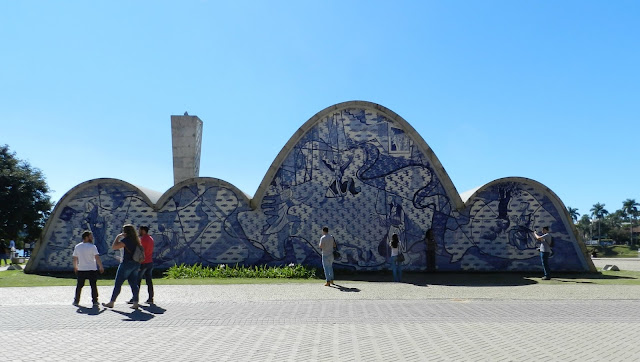 Igreja de São Francisco de Assis ou Igrejinha da Pampulha em Belo Horizonte