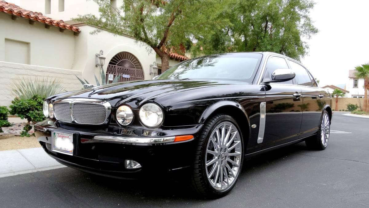 Just A Car Geek 2006 Jaguar Super V8 Portfolio Grace E Pace 21st Century Style