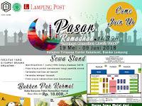 Yuk Ramaikan PRISMA LAMPUNG (Produk Istimewa Masyarakat  Lampung)