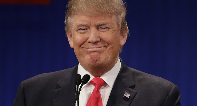 Trump renunciará ao salário