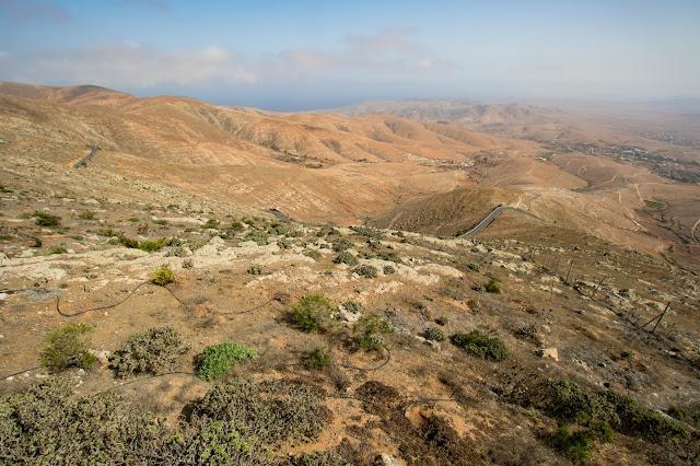 Paesaggi vulcanici-Fuerteventura