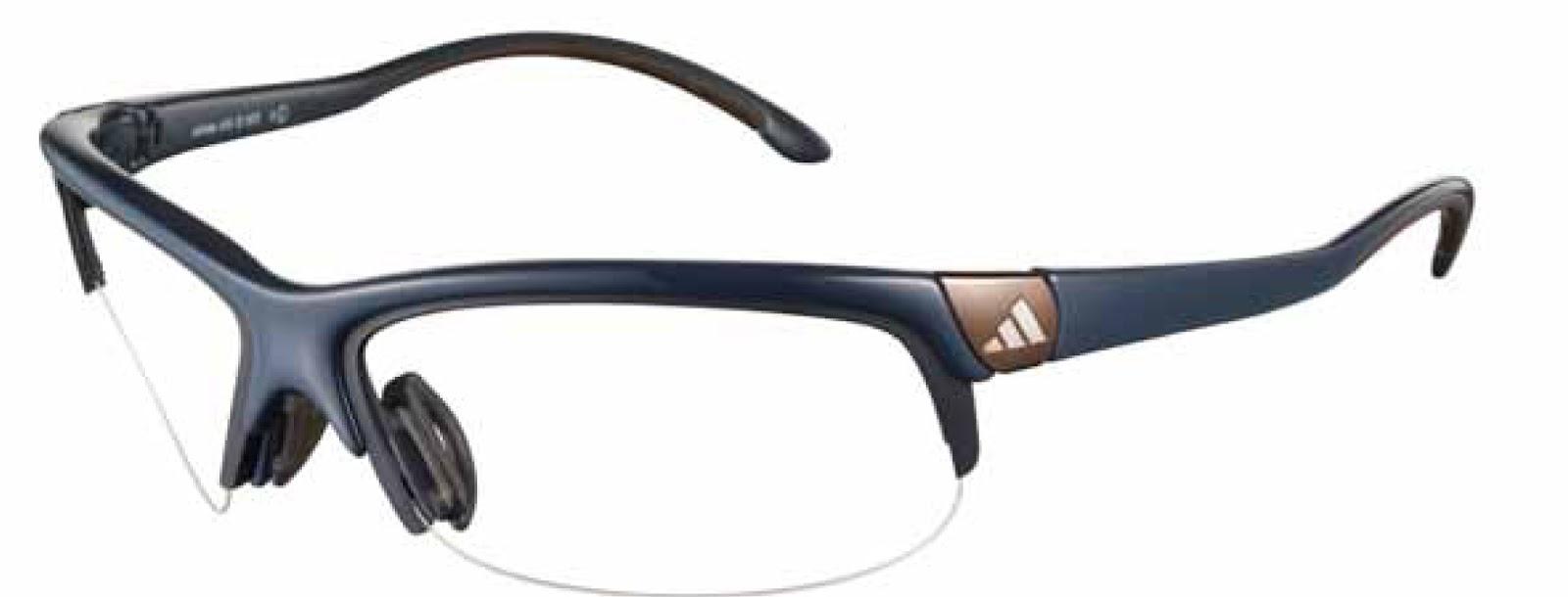 009bae7256 Centro óptico Gran Vía: Graduación de gafas adidas con adaptador de hilo de  nylon