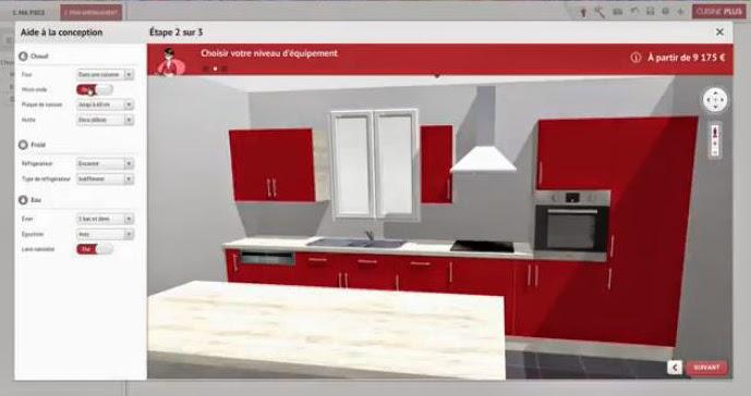 Assez Cuisine En 3d. Trendy Attrayant Ikea Cuisine Hausdesign Indogate  MI92