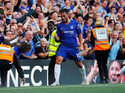 Jorginho and Kovacic have made a 'big difference' at Chelsea - Eden Hazard