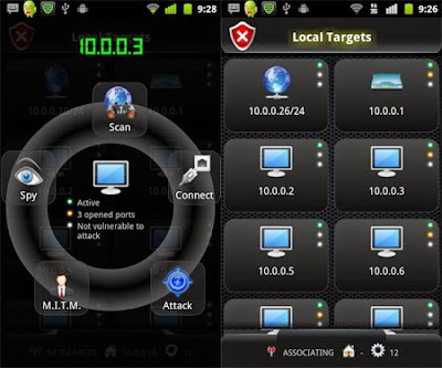 Best Android Hacking Apps 2015