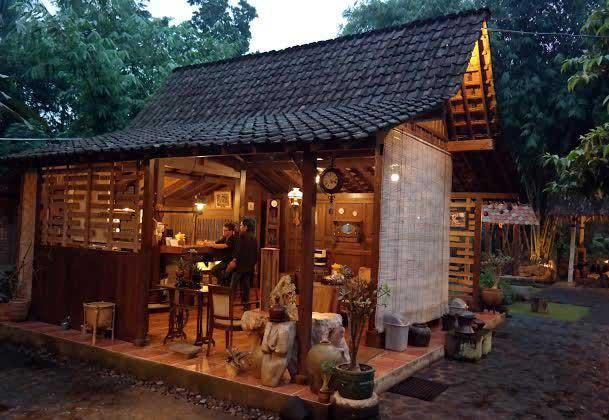 Desa Wisata Adat Osing Pesona Pariwisata Seni Budaya Jendela
