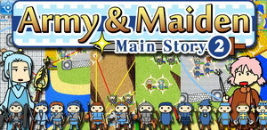 Army & Maiden M2 Android game released