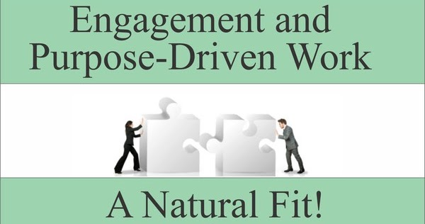 Who needs employees anyway?: Engagement and Purpose-Driven ...