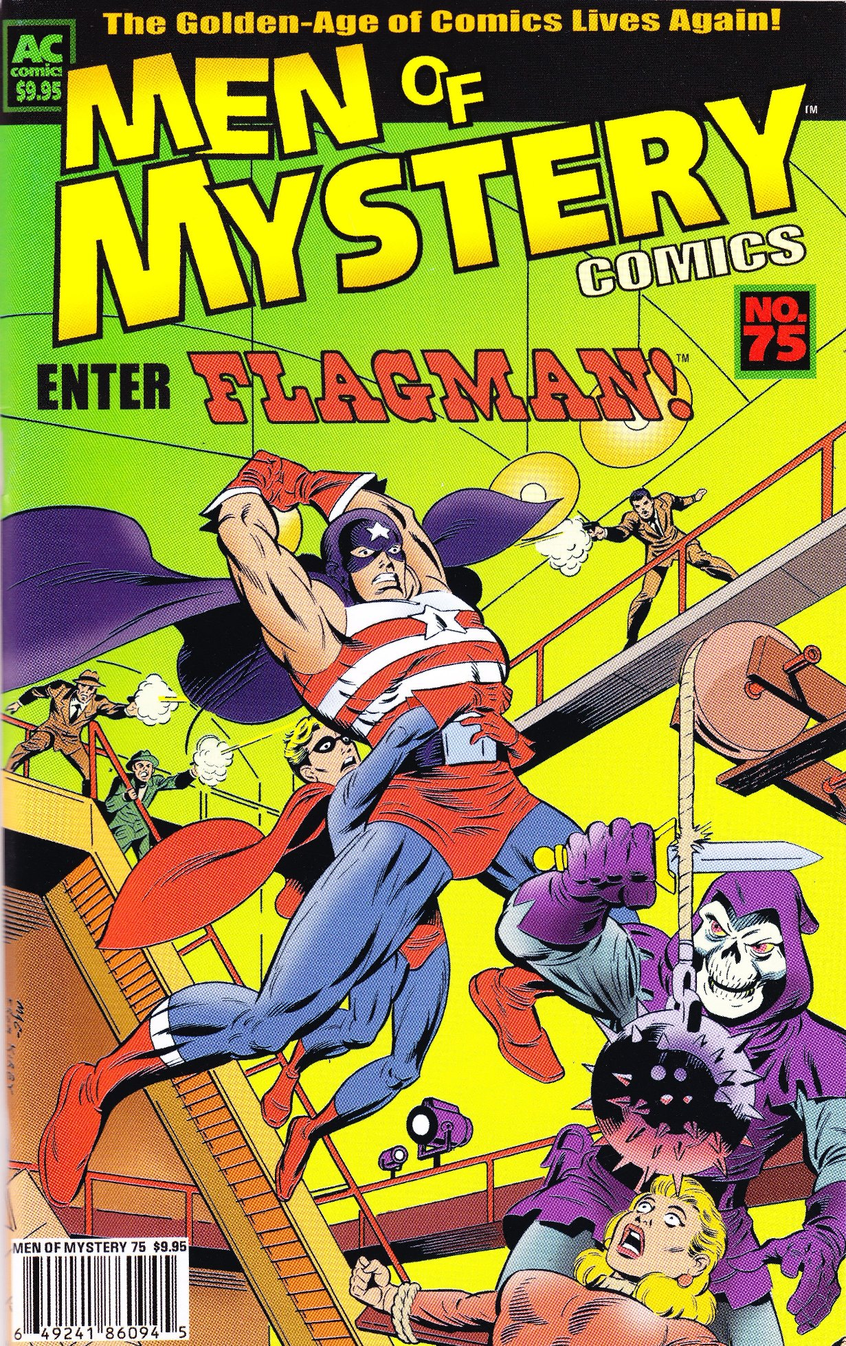 Read online Men of Mystery Comics comic -  Issue #75 - 1