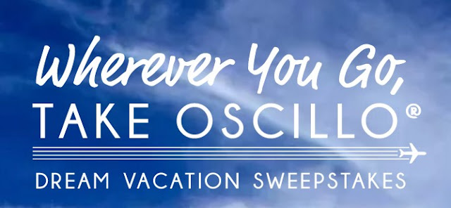 Boiron wants you to love your Oscillo and enter to win a terrific vacation package worth $5000 or other special Oscillococcinum prizes!