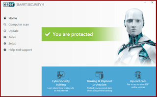 ESET Smart Security 9 With Serial Key | Full Version